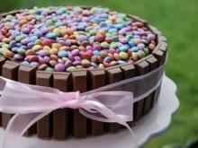KitKat-Kuchen - Rezept