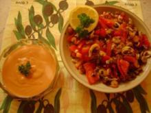 Meeresfrüchte a la maison... bon appetit!!! - Rezept