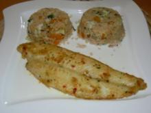 mariniertes Pangasiusfilet mit Couscousgemüse - Rezept