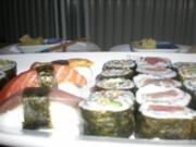 Sushi - Nigiris step by step - Rezept