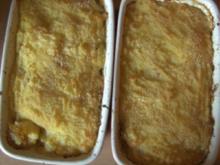 Aufläufe/ Überbackenes: Sauerkrautauflauf - Rezept
