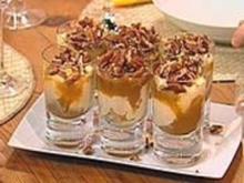 Pecan Butterscotch Sundae - Rezept
