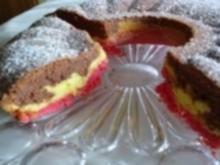 Drei - Farben - Kuchen - Rezept