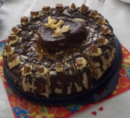 Kuchen- Inges Nougattorte - Rezept - Bild Nr. 4