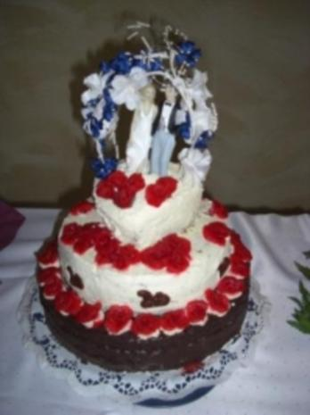 Kuchen- Inges Nougattorte - Rezept - Bild Nr. 6