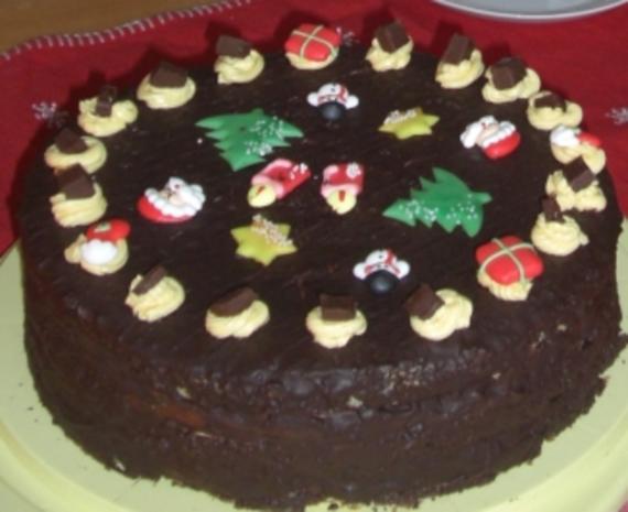 Kuchen- Inges Nougattorte - Rezept - Bild Nr. 5