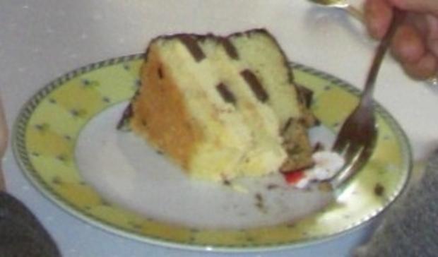 Kuchen- Inges Nougattorte - Rezept - Bild Nr. 2