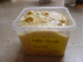 Delfter Eiersoße - Rezept