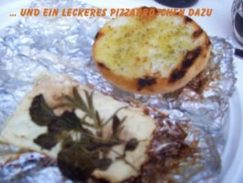 Rezept: Grillen - Schafskäse-Grill-Päckchen
