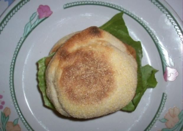 Backfisch-Burger - Rezept - Bild Nr. 2