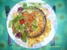 Hauptspeise: Dicker Ringelwurm schleicht sich in Rührei - Rezept