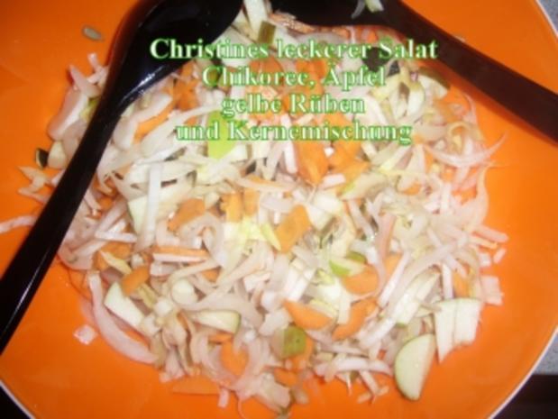 Salat: Christines leckerer Salat - Rezept - Bild Nr. 2