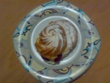 ** Kuchen & Co. ** Windbeutel mit Sahne-Kirschfüllung - Rezept