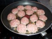 Mini-Bulettchen mit Oregano - Rezept