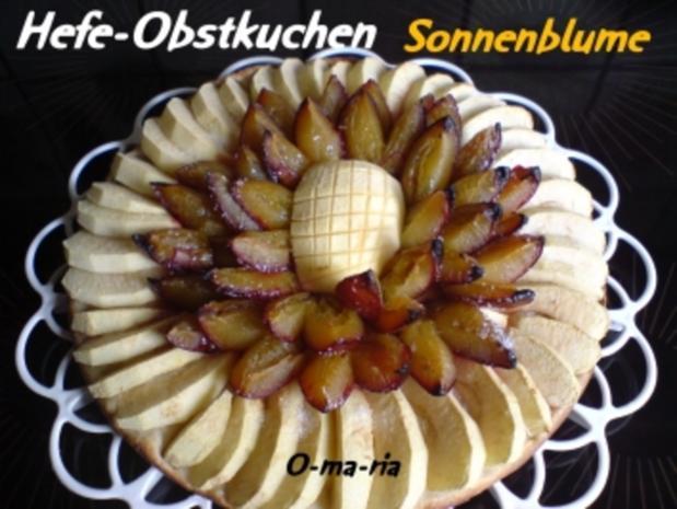 Kuchen  Hefe-Obstkuchen - Rezept - Bild Nr. 5