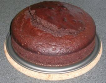 Rezept: schneller Schokoladenkuchen