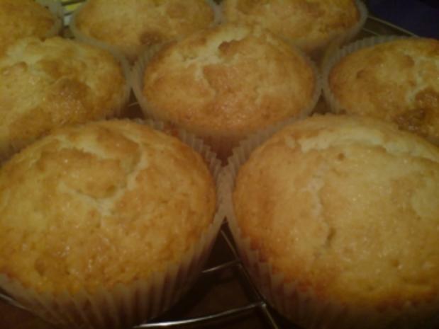 """Muffins """"Raffaello-Weiße Schokolade"""" - Rezept - Bild Nr. 4"""