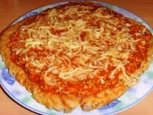 Bolognese - Pasta - Pizza - Rezept