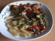 Gemüsegulasch - Rezept
