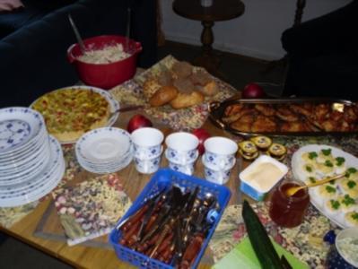 Mein Geburtstags Brunch Rezept Mit Bild Kochbar De