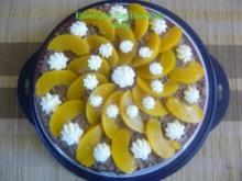 Torte: Exotische Eierlikörtorte - Rezept