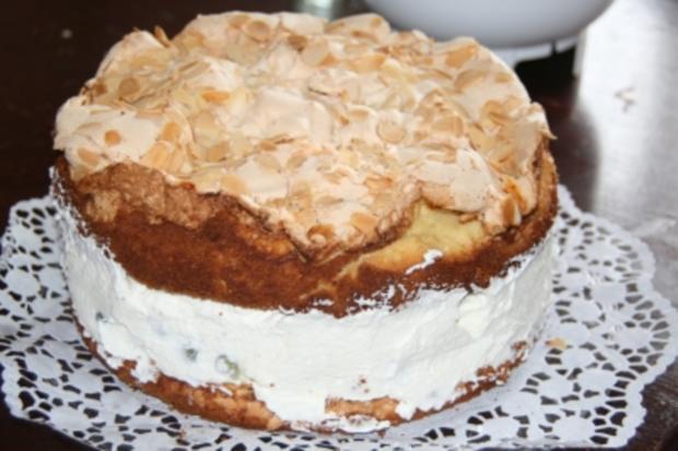 Stachelbeer Baiser Torte Rezept Mit Bild Kochbar De