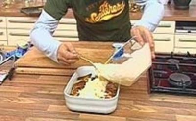 Käsekartoffeln - Rezept