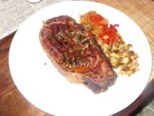 T-Bone Steak auf die andere Art - Rezept