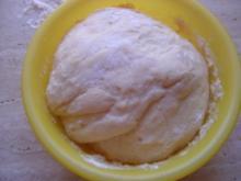Hefe Grundteig für Kuchen - Rezept