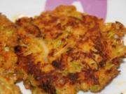 Kalorienarme Gemüseküchlein - Rezept