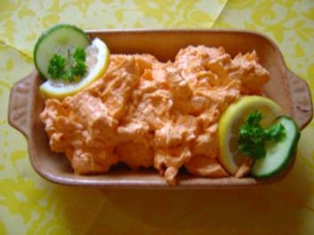Paprika-Butter, ganz toll zum Grillen - Rezept