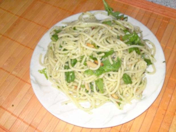 einfacher Spaghettisalat - Rezept - Bild Nr. 3