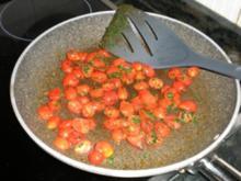 DIPS/SAUCEN: Emis pikante Spezialsauce für Pasta - Rezept