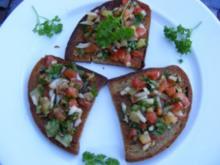Zucchini Crostini - Rezept