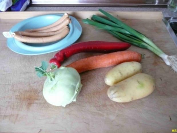 Suppen - Gemüseeintopf - Rezept - Bild Nr. 2