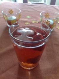 Erdbeer Bowle für Kinder - Rezept