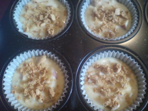 Muffins Apfel Amarettini Rezept Mit Bild Kochbar De