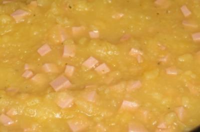 schnelle Kartoffelsuppe - Rezept