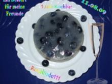 Heidelbeer-Quark-Törtchen - Rezept