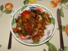 Chicken Tandori-Hoisin - Rezept