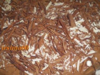 Torten Deco - Schokoladen - Röllchen - Rezept