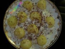 Frühstücksmüsli mit Galia-Melone - Rezept