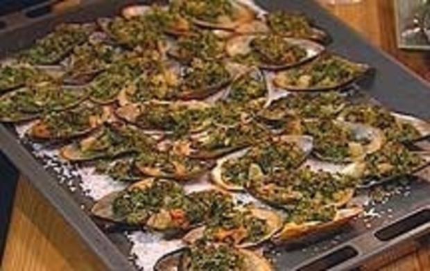 Moules Frites - Rezept