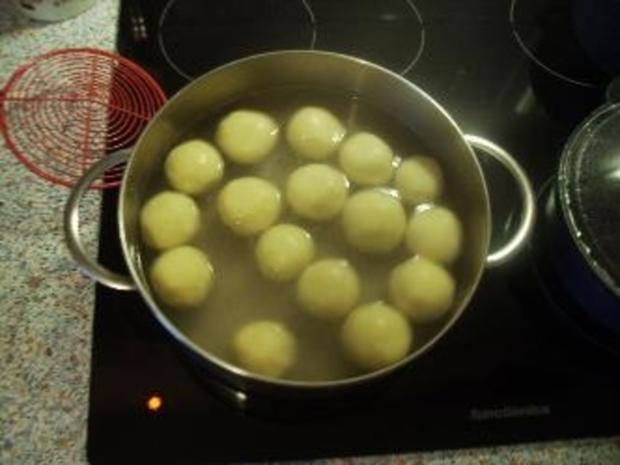 Kartoffelklöße - Rezept - Bild Nr. 2
