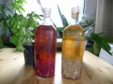 Beschwipste Beeren - Rezept