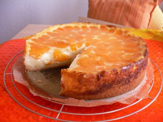 Mandarine-Schmand-Kuchen - Rezept - Bild Nr. 3