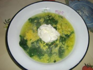 Mazedonische schnele Suppe - Rezept
