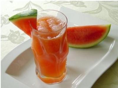 Wassermelonen - Getränk - Rezept - Bild Nr. 2