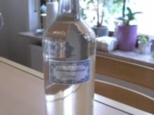 Zitronenmelisse - Sirup - Rezept