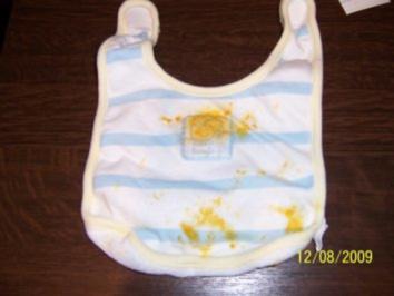 Rezept: 1 vollwertige Portion Babybrei